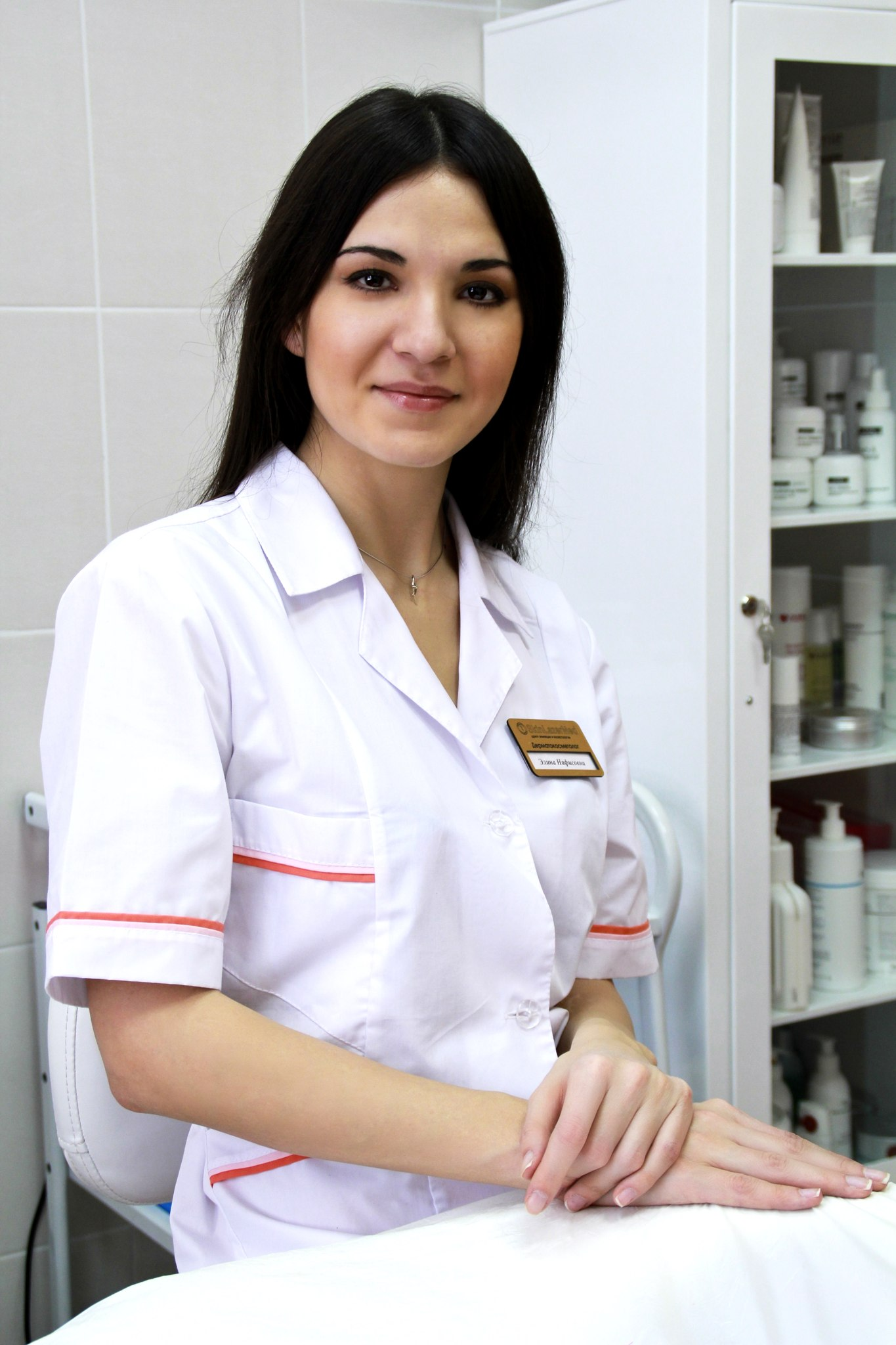 Асанова Элина Нафисовна